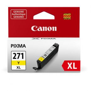 Canon CLI-271XL High-Yield Yellow Ink Tank
