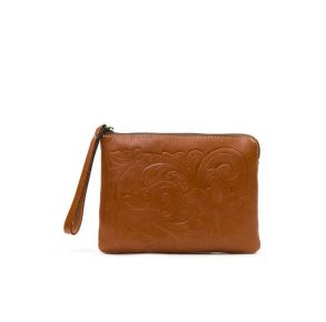 Patricia Nash Tuscan Tool Cassini Wristlet - Florence Front View