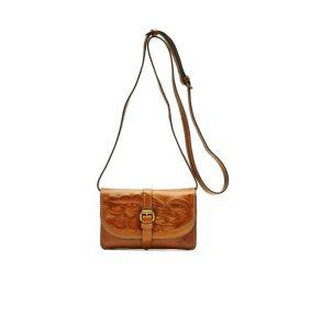 Patricia Nash Torri Crossbody Handbag - Florence Front View