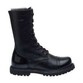 "Bates Mens 11"" Paratrooper Side Zip Boot Right View"