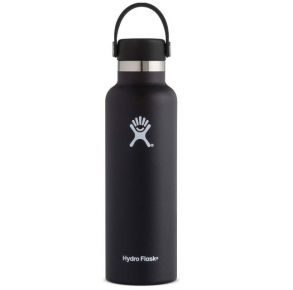 Hydro Flask 21 oz. Standard Mouth Bottle Front View