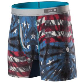 Stance Mens Boxer Brief: Combed Cotton - Fourth Boxer Brief Front View