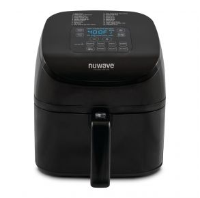 NuWave Brio Digital Air Fryer - 4.5 Qt. Front Closed View