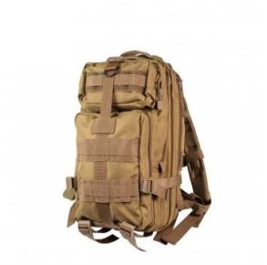 Rothco Medium Transport Pack - Coyote Brown Front View
