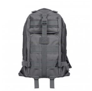 Rothco Medium Transport Pack - Gunmetal Gray Front View