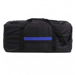 Rothco Thin Blue Line Modular Gear Bag Front View