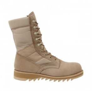 Rothco Mens G.I. Type Ripple Sole Jungle Boot Right Side Angle View