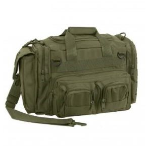 Rothco Concealed Carry Bag - Olive Drab Right Side Angle View