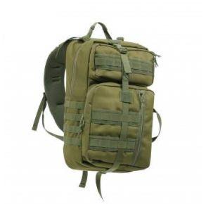 Rothco Tactisling Transport Pack - Olive Drab Front View