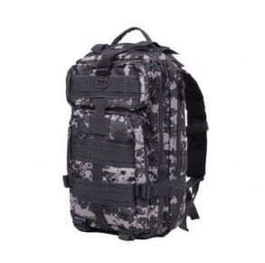 Rothco Camo Medium Transport Pack - Subdued Urban Digital Camo Front View
