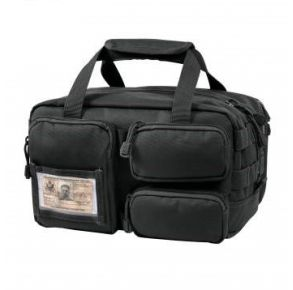 Rothco Tactical Tool Bag - Black Front View