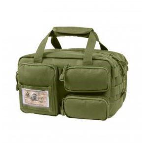 Rothco Tactical Tool Bag - Olive Drab Left Side Angle View