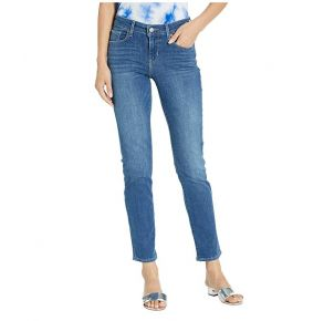 Levi's Womens Classic Mid Rise Skinny Jeans Front View