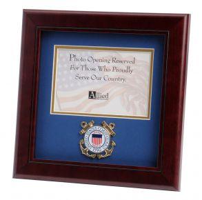 USCG Medallion Landscape Picture Frames