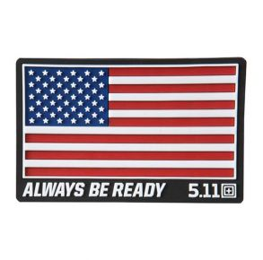 5.11 Tacitcal USA Flag Morale Patch