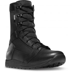 "Danner 8"" Tachyon Black Gore-Tex Boot Right View"