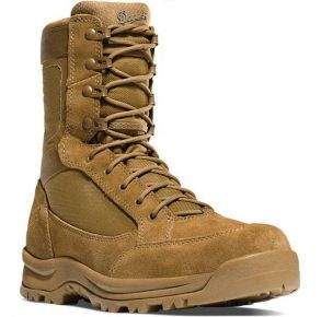 "Danner 8"" Tanicus Coyote Boot Front View"