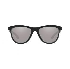 Oakley Moonlighter Blackside Frame - Black Prizm Lens - Polarized Sunglasses Front View