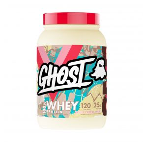Ghost 100% Whey Protein Powder - 2 lb. - Fruity Cereal Milk Front View