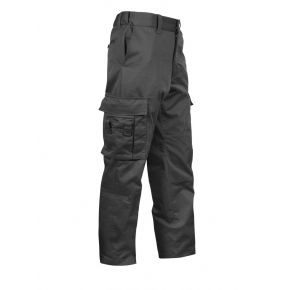 Rothco Mens Deluxe EMT (Emergency Medical Technician) Paramedic Pants - Size 44 - 46 Left Side View