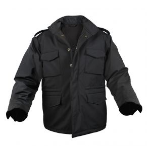 Rothco Soft Shell Tactical M-65 Field Jacket - Size 3XL Front View