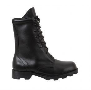 "Rothco Mens 10"" G.I. Type Speedlace Combat Boot Right Side Angle View"
