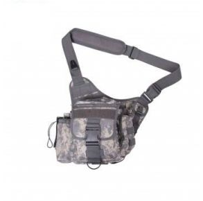 Rothco Advanced Tactical Bag - ACU Digital Camo Front View