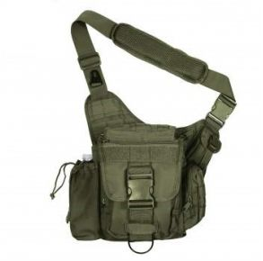 Rothco Advanced Tactical Bag - Olive Drab Front View