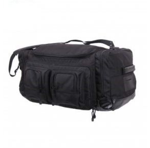 Rothco Deluxe Law Enforcement Gear Bag Left Slightly Angle View