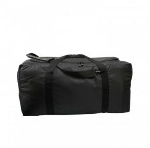 Rothco Full Access Gear Bag - Black Front View