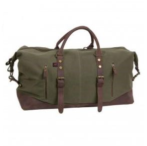 Rothco Extended Weekender Bag - Olive Drab Front View