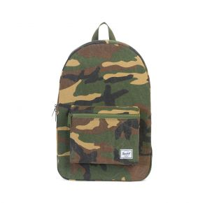Herschel Supply Co. Packable Daypack Backpack - 24.5L - Camo Front View