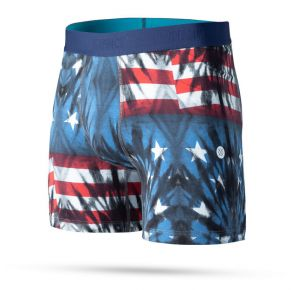 "Stance Mens Boxer Brief - Banner Wholester 6"" Front View"