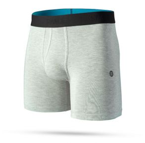 """Stance Mens Boxer Brief - Staple St. 6"""" Front View"""