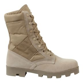 Rothco Mens G.I. Type Speedlace Combat/Jungle Boot Right Side Angle View
