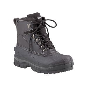 """Rothco Mens 8"""" Cold Weather Hiking Boot Right Side Angle View"""