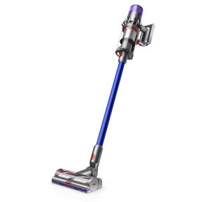 Dyson V11 Torque Drive Cordless Vacuum - Blue with Nickle Front View