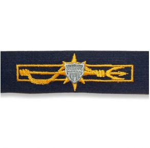 Marine Safety (Embroidered)