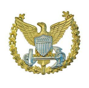 Command Ashore (Metal Regulation)