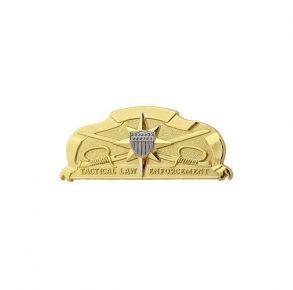 Law Enforcement Detachment And Tactical Law Enforcement Team (Miniature)