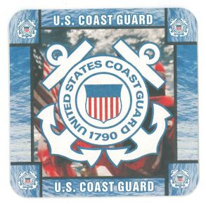 Coasters With CG Logo