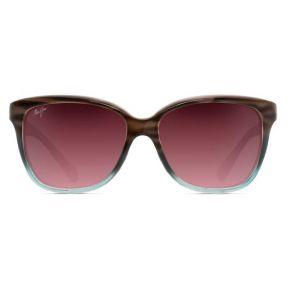 Maui Jim Starfish Fashion Sandstone/Blue Polarized Sunglasses Front View