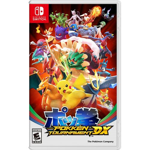 Ninetendo Switch Pokken Tournament DX